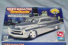 1/25 SCALE 1949 MERCURY SEDAN MODEL OPEN BUT COMPLETE