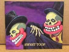 Sweet Toof/ Fool's Gold Book - Martin Lea Brown - Cyclops - Tek 33 - Graffiti