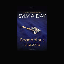 Scandalous Liaisons by Sylvia Day a paperback book FREE SHIPPING