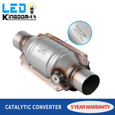 Epa Approved Universal Fit Catalyitc Converter 225 2 14 Stainless Steel