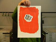 Robert Motherwell original lithograph for XXe Siecle