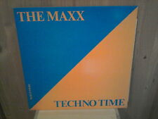 "THE MAXX techno time 12"" MAXI 45T"