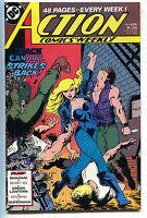 Action Comics 624 DC 1988 NM Superman Green Lantern Shazam Secret Six