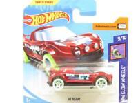 Hotwheels Hi Beam HW Glow Wheels 162/365 FJV67 Short Card 1 64 Scale Sealed New