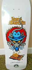 "*Signed Lance Mountain guest deck by Black Label ""Rat Trap"" art John Luccero, Fl"