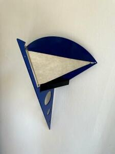 Italian Postmodern Filicudara Sconce by S. Lombardi for Artemide, 1980s
