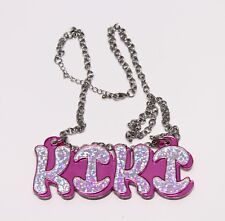 Custom Made Personalized Name Necklace - Custom Jewelry - Mirrored Name Chain