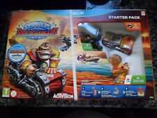 Skylanders SuperChargers Starter Pack Donkey Kong Nuevo Wii U en castellano.
