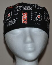 Men's NHL Philadelphia Flyers Hockey Scrub Cap/Hat - One Size Fits Most