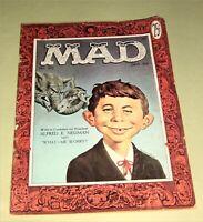 Vintage December, 1956 MAD MAGAZINE,No. 30 EC Publications Satire/Humor/Comic