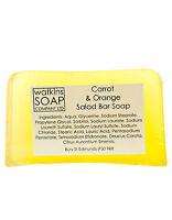 100g CARROT & ORANGE Natural Soap Bar -  Rejunenates