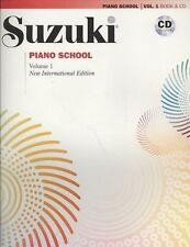 Suzuki Piano School Volume 1 with CD by Dr. Shinichi Suzuki (Paperback, 2008)