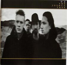U2 [IRL] _ The Joshua Tree _ 1990 Island Records