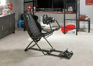 Refurbish X-Rocker XR Circuit Racing Gaming Chair -GO81.