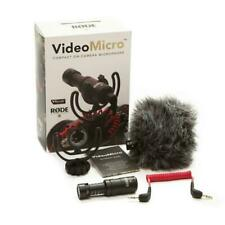 Rode VideoMicro Compact On-Camera Microphone!!