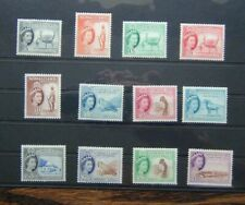Somaliland Protectorate 1953 - 1958 set to 10s MM SG137 - SG148