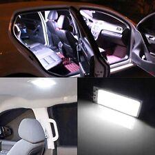 2x T10 36 COB LED 12V Super White Dome Map Light Bulb Car Interior Panel Lamp YG