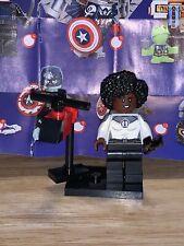 New Maria Rambeau Captain Marvel Mini Figure from Marvel Studios set 71031