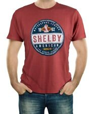 Shelby Racing Division Terracotta Tee Shirt Ford Mustang GT500 Terlingua SVT SVO