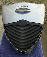 Mascherina Honda Sh 125/150 grigio metallizzato