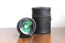 SEIMAR (for Minolta MD/MC) MC Auto 28mm f/2.8  Wide Angle lens  , Made in Japan