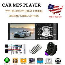4.1'' Autoradio MP3 MP5 Player HD AUX BT Auto Car Stereo Radio USB 1 DIN