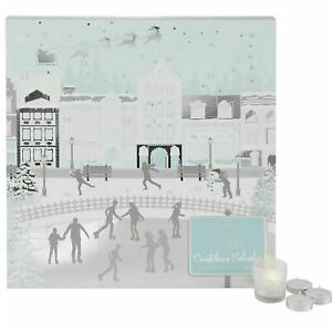 Style and Grace Puro Candle Advent Calendar Christmas Gift Set