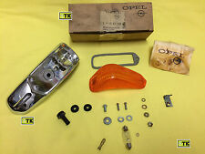 New Original Vauxhall Olympia Rekord P1 Direction Indicator,RIGHT INDICATOR LENS