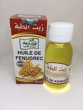 Olio di fieno greco 30ml 100% naturale Sweet Sunnah