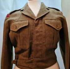 More details for royal engineers 1949 pattern battledress size no7 1951 clarence clothing belfast