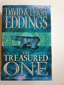 The Treasured One by David Eddings, Leigh Eddings (Hardback, 2004)