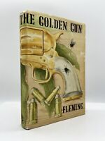 The Man with the Golden Gun – FIRST EDITION (UK) – Ian FLEMING 1965 – James Bond