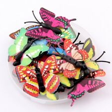 Free Ship 15pcs Mixed Resin Butterfly 40 x45mm