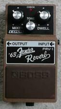 Boss  FRV-1 '63 Fender Reverb vergriffen Sammlerstück Topzustand!!
