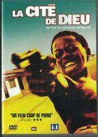 DVD LA CITE DE DIEU FERNANDO MEIRELLES