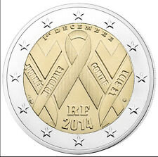France 2014 World Aids Day uncirculated
