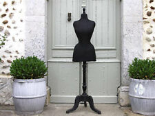 Rare WASP WAIST Antique French Mannequin, Stockman Dress Form, Tailor's Dummy