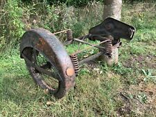 More details for watsonian renowned bicycle sidecar chassis.(nice restoration project)
