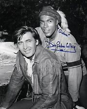 OFFICIAL WEBSITE RARE! Don Pedro Colley DANIEL BOON (1964) 8x10 AUTOGRAPHED
