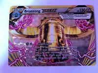 POKÉMON BRONZONG BREAK 62/124 RARE HOLOFOIL MINT CARD