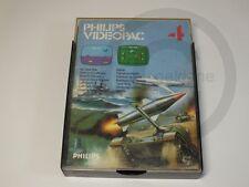 !!! PHILIPS G7000 SPIEL Videopac 4 OVP, gebraucht aber GUT !!!