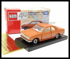 TOMICA 40TH ANNIVERSARY  VOL.2 NISSAN BLUEBIRD SSS COUPE 1/60 TOMY DIECAST CAR