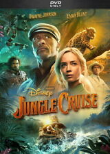 Jungle Cruise - DVD - Dwayne Johnson Emily Blunt - PRE ORDER for 11/16/21!