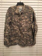 U.S. Digicam Military Coat Army Combat Uniform Rip Stop Size Medium LONG