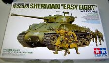 1/35 M4A3E8 SHERMAN EASY EIGHT (WITH 4 FIGURES) TAMIYA/ TASCA