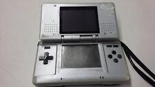 Nintendo DS Konsole silber - DS-Slot ist DEFEKT - GBA Spiele funktionieren