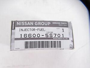 Genuine OEM Nissan 16600-5S701 Fuel Injector (1) 2001-04 Frontier 2002-04 Xterra