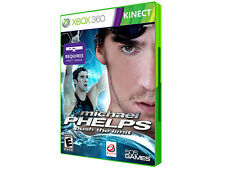 Michael Phelps Push the Limit XBOX 360 KINECT NEW! FITNESS, WORKOUT, OLYMPICS
