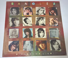 BANGLES Different Light PROMO FLAT POSTER 12x12 Promotional Item 1985 80s Pop