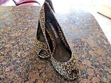 Internacionale Leopard / Animal Print Stilletoe Shoe  , Lovely Shoes